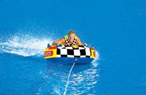 Zip Ski Towable Tube