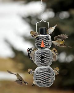 House / Hopper Bird Feeders by No/No Feeder