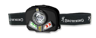 Browning 3329 ProHnt Maxus Headlamp BLK