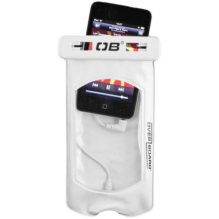 Overboard Gear Pro-sport Mp3 Case White