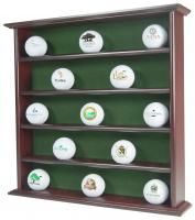Premium Golf Ball Display Cabinet Clubhouse Collection