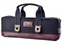 Boldric All Purpose Knife Bag - Canvas, Black