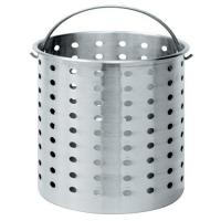 Bayou Classic 120 Quart Aluminum Perforated Basket