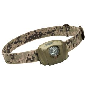 Princeton Tec Tactical EOS 1 Watt LED Headlamp with OD Body and Interchangeable Lenses