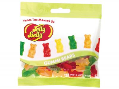 Jelly Belly Gummi Bears 3oz