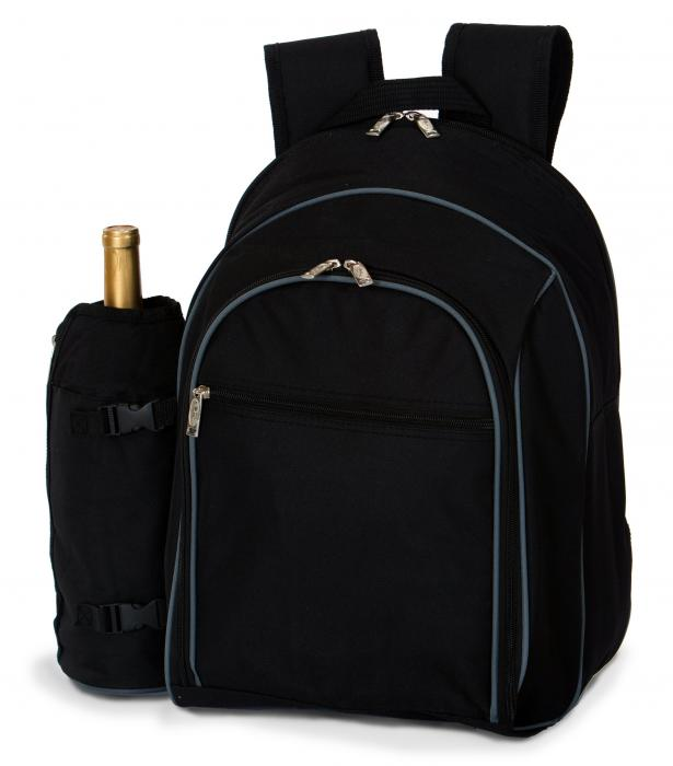 Picnic Plus Endeavor 2 Person Backpack, Black