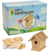 Toysmith Paint-A-Bird House