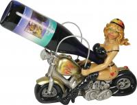 Rivers Edge Products Motorcycle Wine Bottle Holder