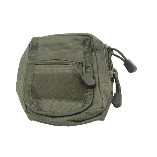 NcStar Small Utility Pouch - Green