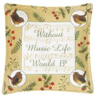 Alice's Cottage Wren Single Mug Mat