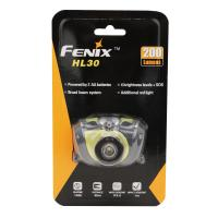 Fenix Flashlights Fenix H Series 200 Lumen, AA, Green