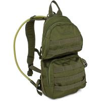 Red Rock Gear Cactus Hydration Pack, Olive