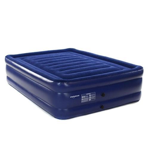 Smart Air Beds Deluxe Flock Top Raised Queen Size