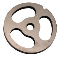 #32 Grinder SS Stuffing Plate 40mm
