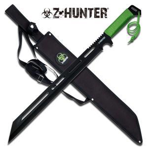 Machete Knives by Z-Hunter