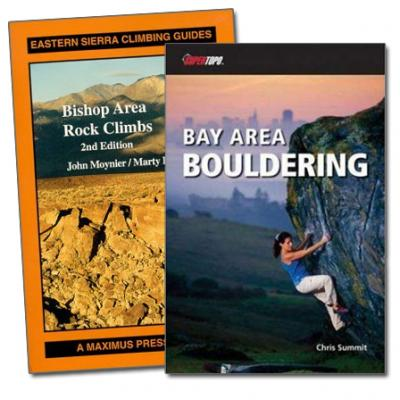 Wilderness Press Bay Area Top Ropes