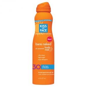 Sunscreen by Kiss My Face