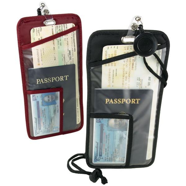 Travel Smart By Conair TS179EZR EZ Show Retractable ID Holder
