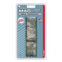 MagLite Nylon Full Flap Holster, AA, Camo