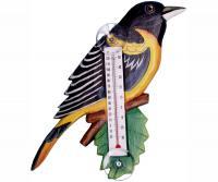 Songbird Essentials Thermometer Small Bird Baltimore Oriole