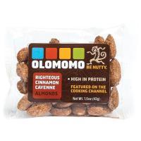 Cinnamon Cayenne Almonds 1.5Oz