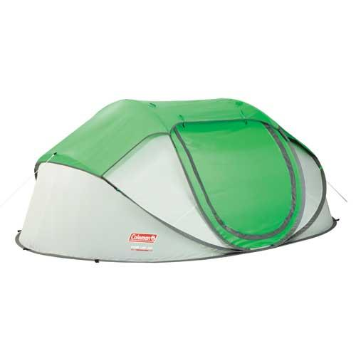 Coleman Pop-Up Tent - 4 Person
