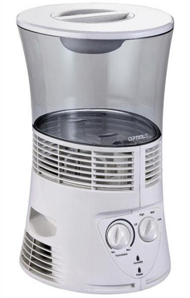 Optimus 3 Gallon Cool Mist Evaporative Humidifier