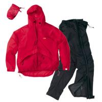 Red Ledge Yth Thunderlight Jacket Sm Red