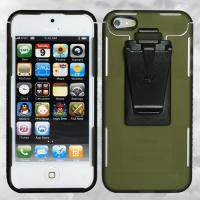 Nite-ize iPhone 5 Connect Case, Translucent Olive