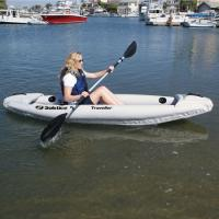 Solstice Traveller Inflatable 1 Person Kayak