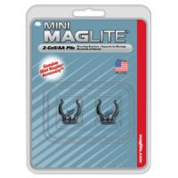 MagLite Auto Clamps For AA MiniMag