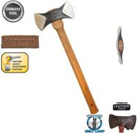 Condor Tool and Knife Thunder Bay Double Bit Cruiser Axe
