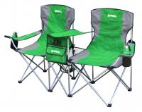 Gigatent Green Side by Side Camping Chair