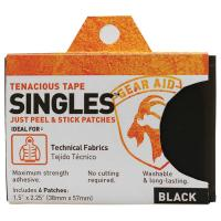 Tape Singles Patch Kit Bk/clr