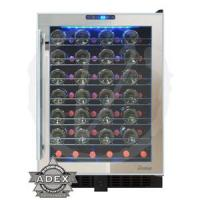 Vinotemp Vt54Tssm  50 Bottle Touch Screen Mirrored Wine Cooler