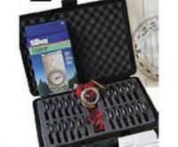 Silva Compass Carrying Case with 24 Silva Polaris Compasses