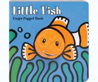 Chronicle Books Little Fish Finger Puppet Book