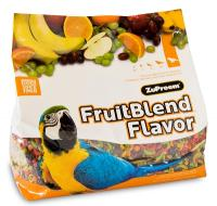 Zupreem Lg Prt Fruit Blend
