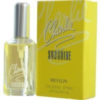 Charlie Sunshine By Revlon Cologne Spray .5 Oz for Women