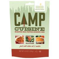 Camp Cuisine R. Pepper Hummus