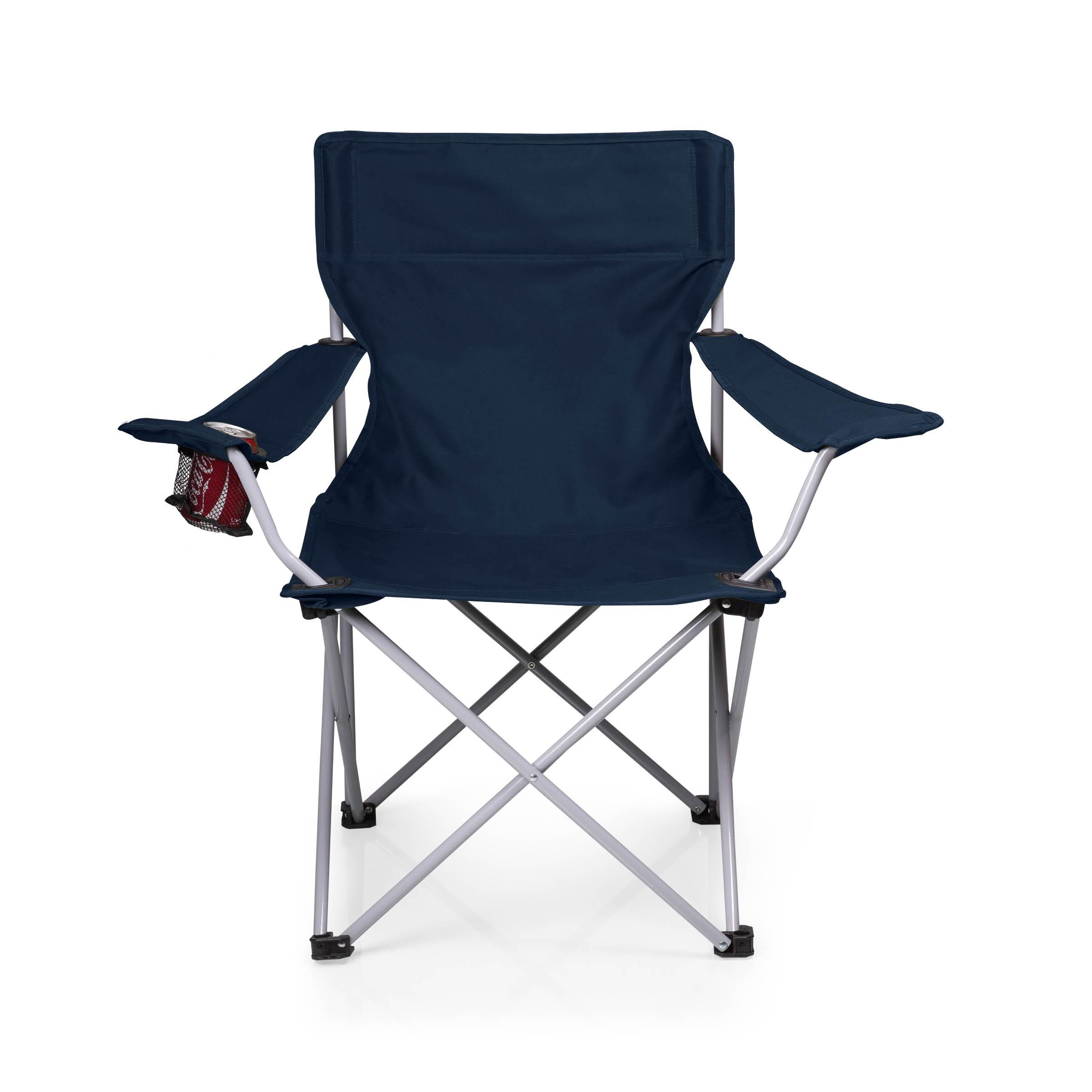 Picnic Time Ptz Camp Chair Navy