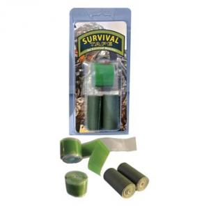 Survival Metrics Tape Pak - Tactical Green