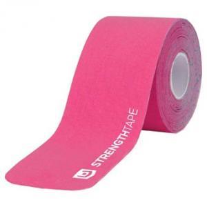 Lifestrength Strength tape Pre-Cut 10In. - Pink