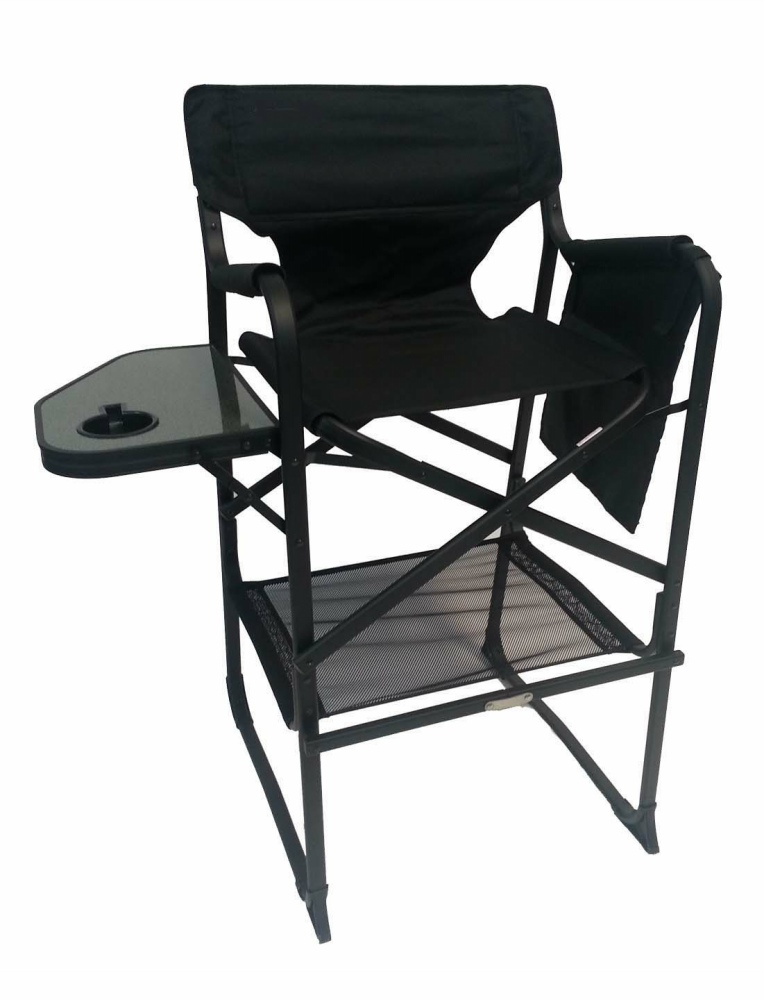 Tall Professional Executive Director Chair With Side Table