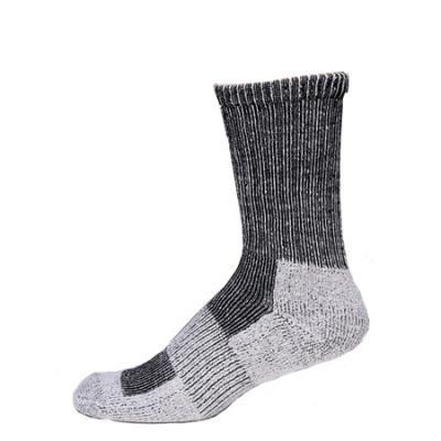 Fox River Wickdry Euro Crew Hiking Socks, Navy/White, Size M 5-8.5