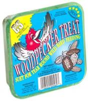 C & S Products Woodpecker Treat Suet