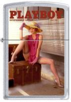 Zippo Procut Playboy June 1984 Cover Windproof Lighter