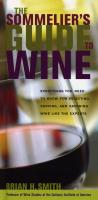 Workman Publishing The Sommelier's Guide to Wine