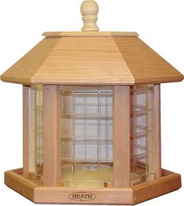 House / Hopper Bird Feeders by Heath