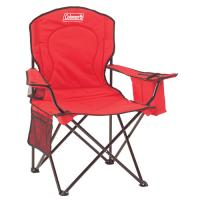 Oversized Quad Chair w/ Cooler - Red